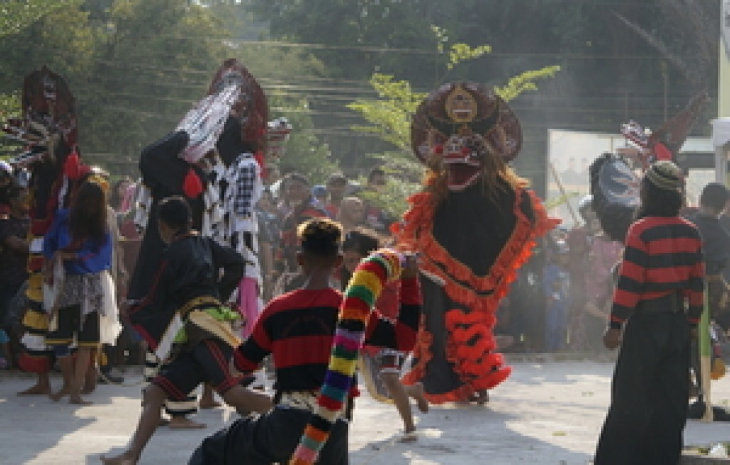 Festival Jaranan se-Kaltim